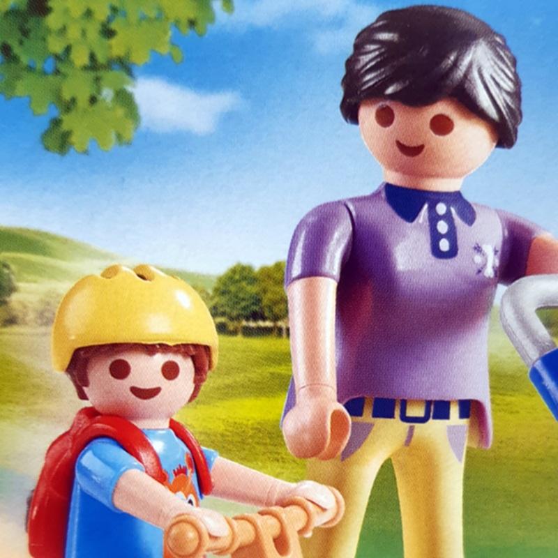 Lego und Playmobil