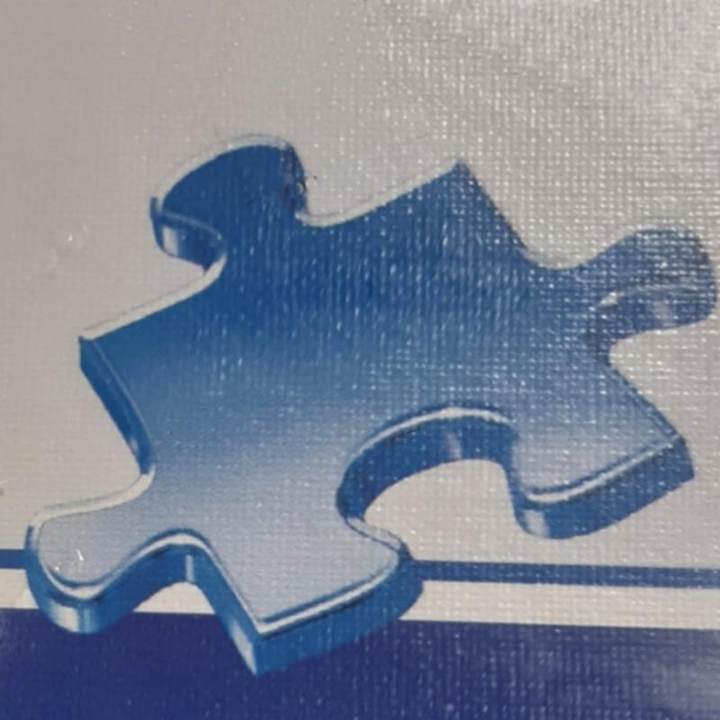 Basteln, Malen und Puzzlen